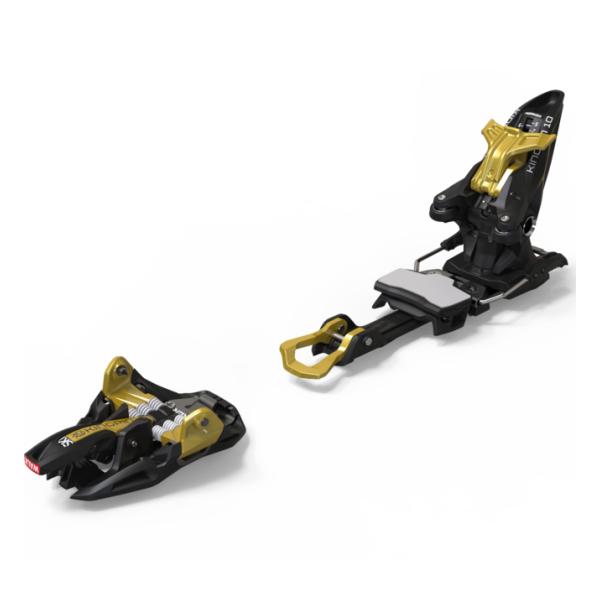 Горнолыжные крепления Marker Marker King Pin 10 100-125mm B/G черный 100/125