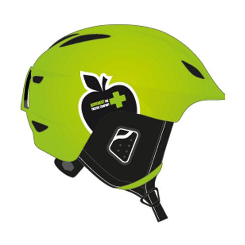 Горнолыжный шлем Movement Skis Movement Icon Helmet зеленый 57/59