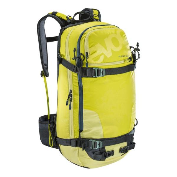 Рюкзак EVOC Evoc FR Guide Team желтый M/L.30л рюкзак evoc evoc fr pro темно голубой m l
