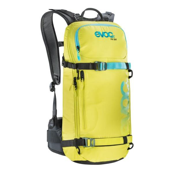 Рюкзак EVOC Evoc FR Day желтый M/L рюкзак evoc evoc fr pro темно голубой m l