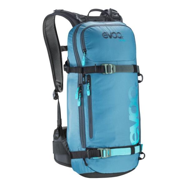 Рюкзак EVOC Evoc FR Day голубой M/L рюкзак evoc evoc fr pro темно голубой m l