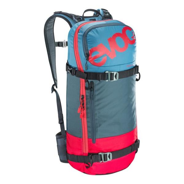 Рюкзак EVOC Evoc FR Day Team красный M/L рюкзак evoc evoc fr pro темно голубой m l