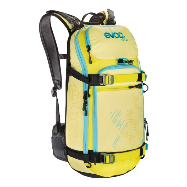 Рюкзак EVOC Evoc FR Pro женский желтый M/L