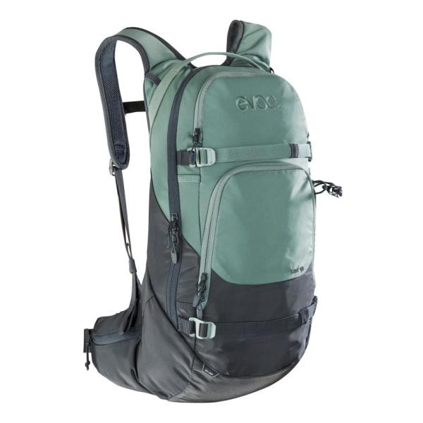 Рюкзак EVOC Evoc Line 18L черный 18л рюкзак everhill cel16 pcu700c 18л