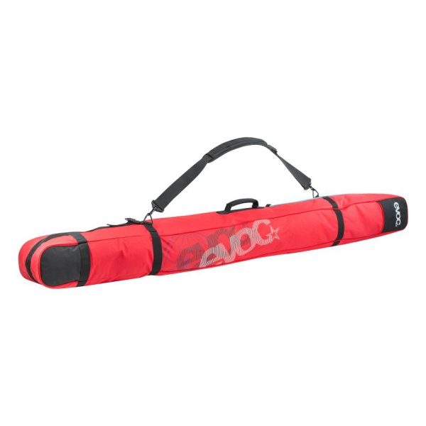Чехол для лыж EVOC Evoc Ski Bag красный 170/195см кошелек для документов evoc evoc travel case разноцветный one 24x14x1 5cm