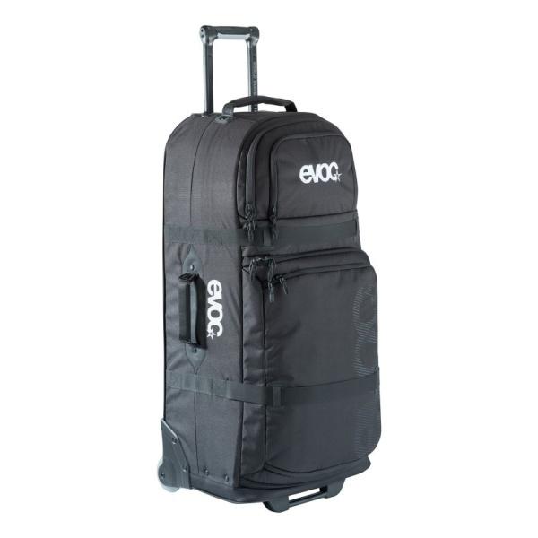 Сумка на колесах EVOC Evoc World Traveller 125L черный XL(85X42X31см).125л цена и фото