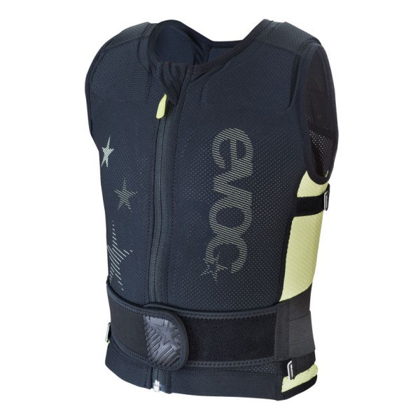 Фото - Защита спины EVOC Evoc Protector Vest Kids черный JL active cut out elastic vest in navy