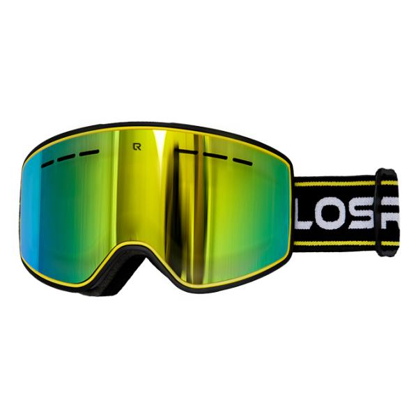 Горнолыжная маска Losraketos Losraketos Spectra желтый линза для маски roxy rockferr bas ln pink