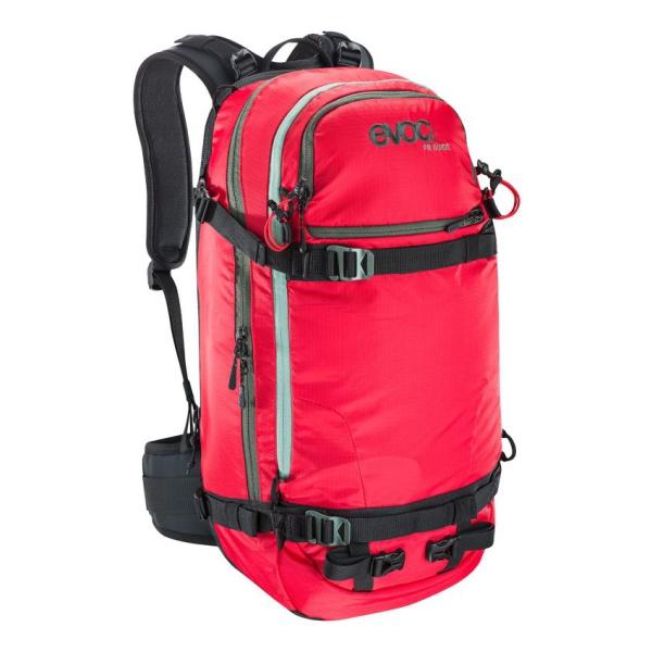 Рюкзак EVOC Evoc FR Guide красный M/L.30л рюкзак evoc evoc fr pro темно голубой m l
