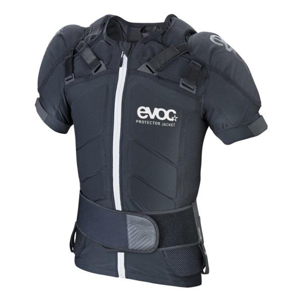 Защита спины EVOC Evoc Protector Jacket черный XL защита плеч