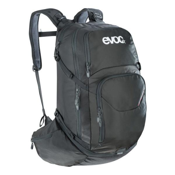 Рюкзак EVOC Evoc Explorer Pro 30L черный 30л