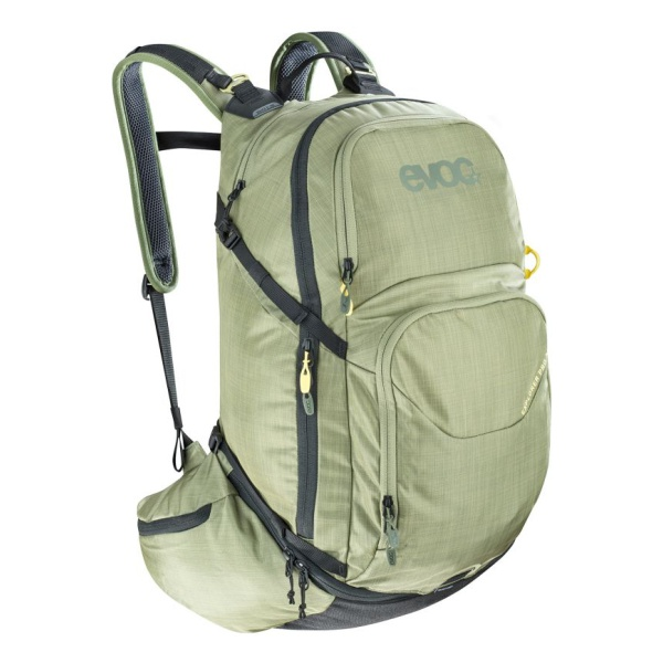 Рюкзак EVOC Explorer Pro 30L светло-зеленый 30л