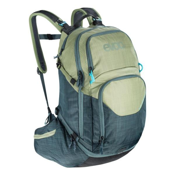 Рюкзак EVOC Explorer Pro 26L темно-зеленый 26л