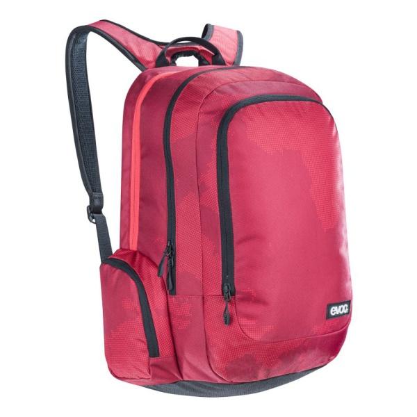 Рюкзак EVOC Evok Park 25L красный 25л цена