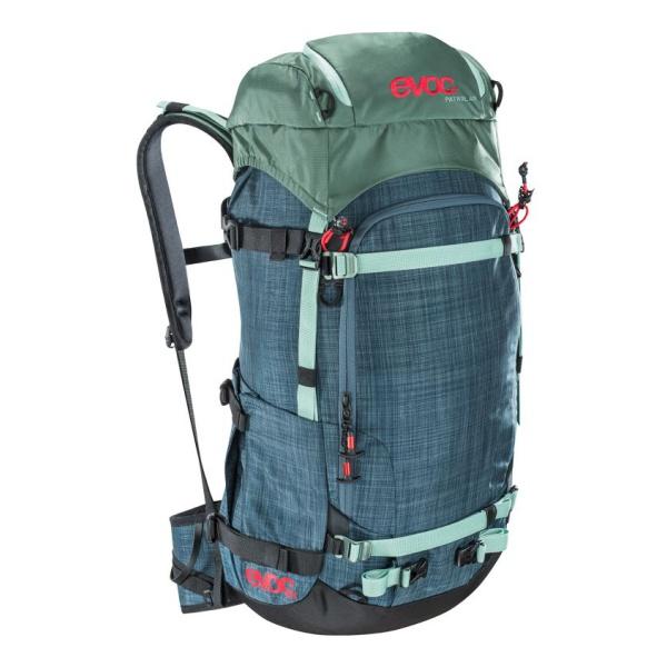 Рюкзак EVOC Evoc Patrol 40L темно-зеленый 40л