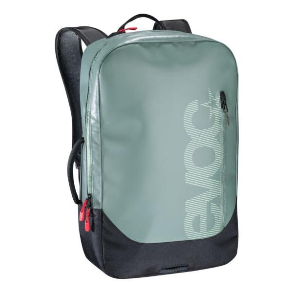 Рюкзак EVOC Evoc Commuter 18 зеленый ONE(30X48X12см).18л commuter