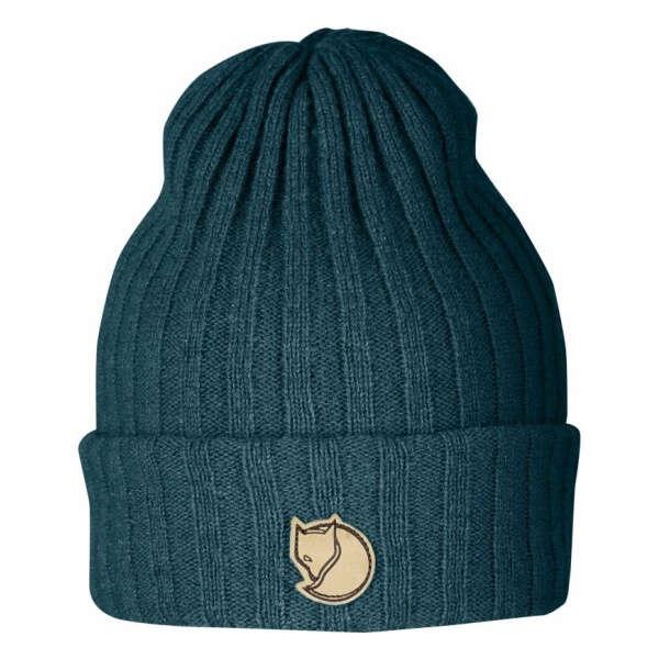 Шапка FjallRaven FjallRaven Byron Hat темно-зеленый ONE рюкзак fjallraven fjallraven kanken зеленый 16л