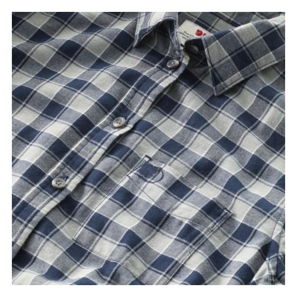 Купить Рубашка FjallRaven High Coast Flannel Shirt LS женская