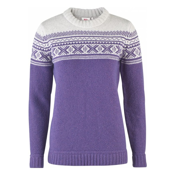 Свитер FjallRaven Ovik Scandinavian Sweater женский