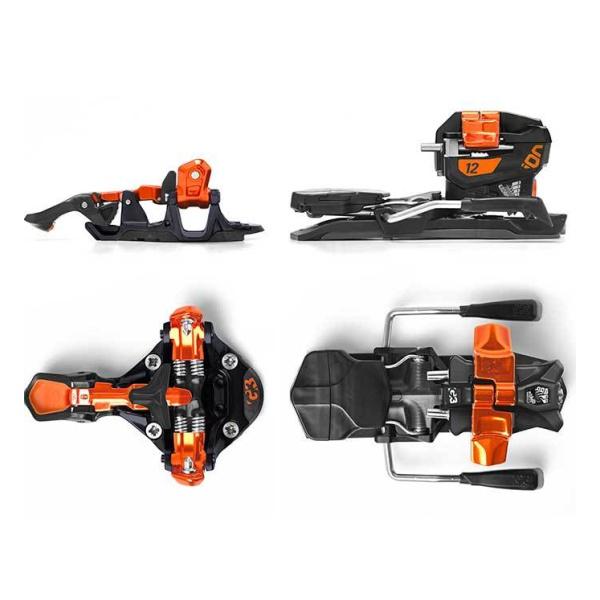 Крепления ски-тур G3 ION 12-115 115ММ