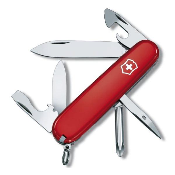 Нож перочинный Victorinox Victorinox Tinker красный 91мм