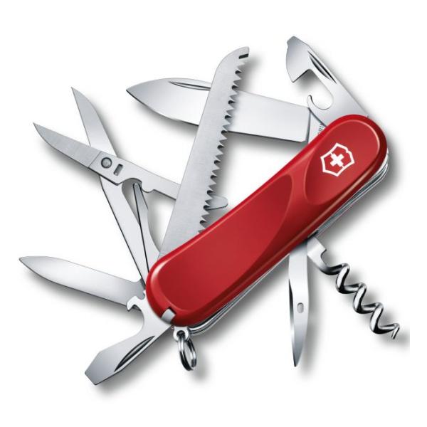 Нож перочинный Victorinox Victorinox Evolution 17 85мм