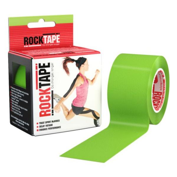 Кинезиотейп Rock Tape Rock Tape Classic зеленый 5смх5м new and retail package for 146gb 10k 005048491 cx 2g10 146 fc