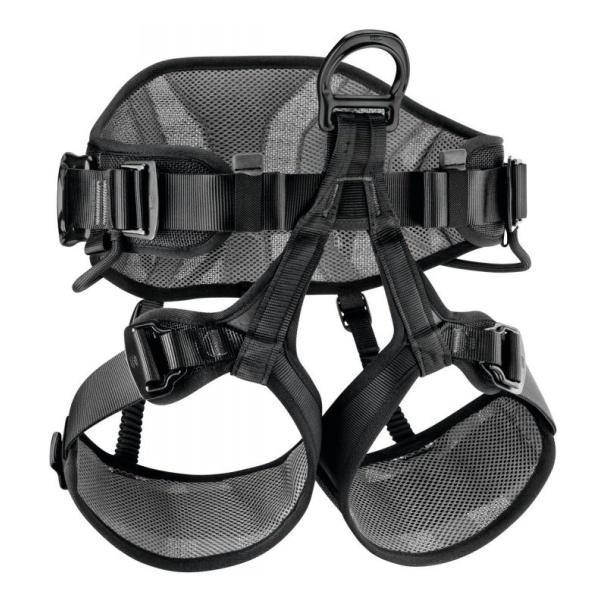 Купить Привязь для положения сидя Petzl Avao Sit black