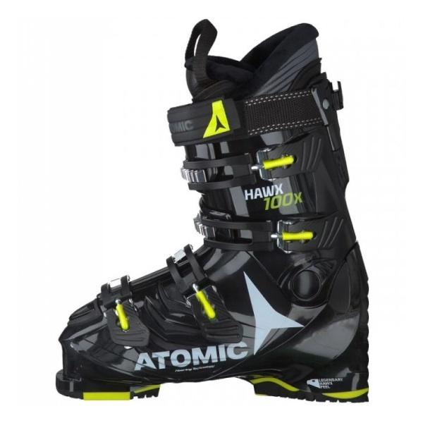 Горнолыжные ботинки Atomic Atomic Dummy Hawx 1.0 100 горнолыжные палки atomic atomic amt boy черный 80