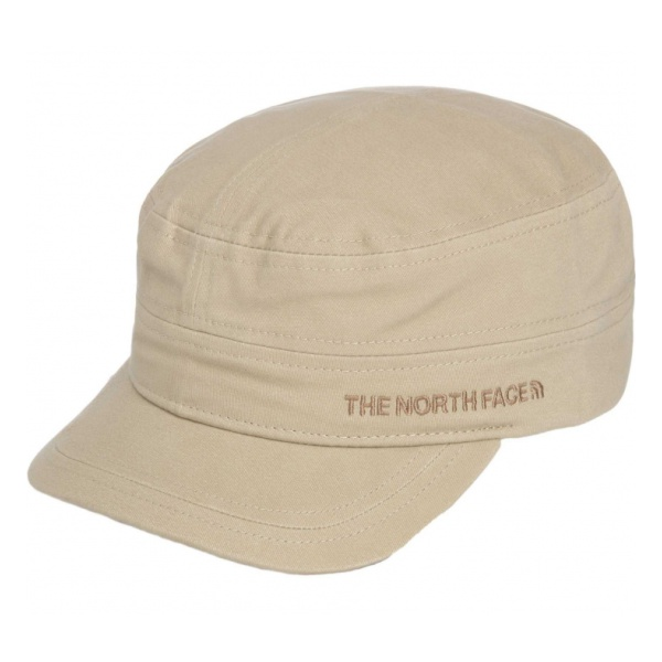 Кепка The North Face Logo Military Hat бежевый LXL