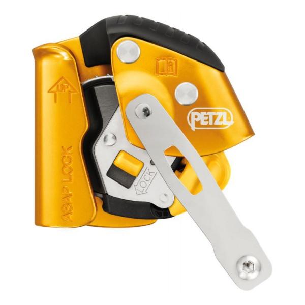 Страховочное устройство Petzl Petzl ASAP Lock страховочное устройство petzl petzl asap lock