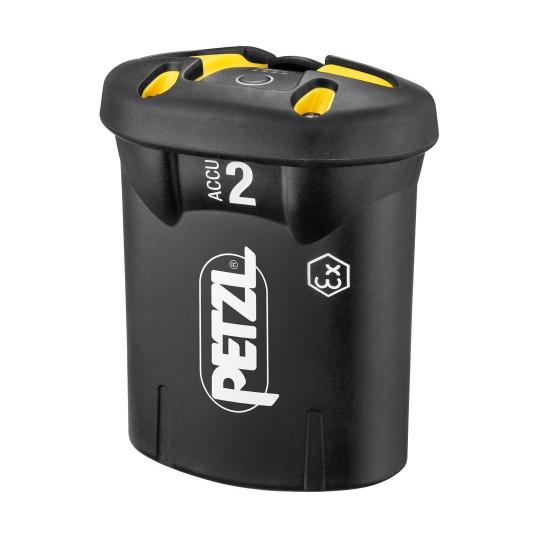 Аккумулятор Petzl ACCU 2 для фонаря Petzl DUO Z1 запасной аккумулятор для зарядного устройства фонаря ml125 948191
