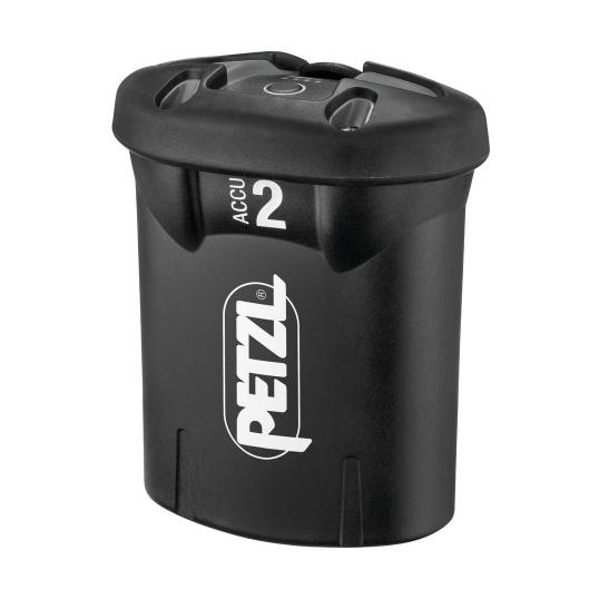Аккмулятор Petzl ACCU 2 для фонаря Petzl DUO S запасной аккумулятор для зарядного устройства фонаря ml125 948191