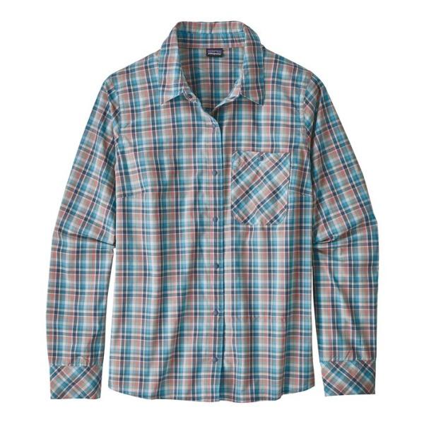 Рубашка Patagonia Patagonia LS Havasu Shirt женская цена