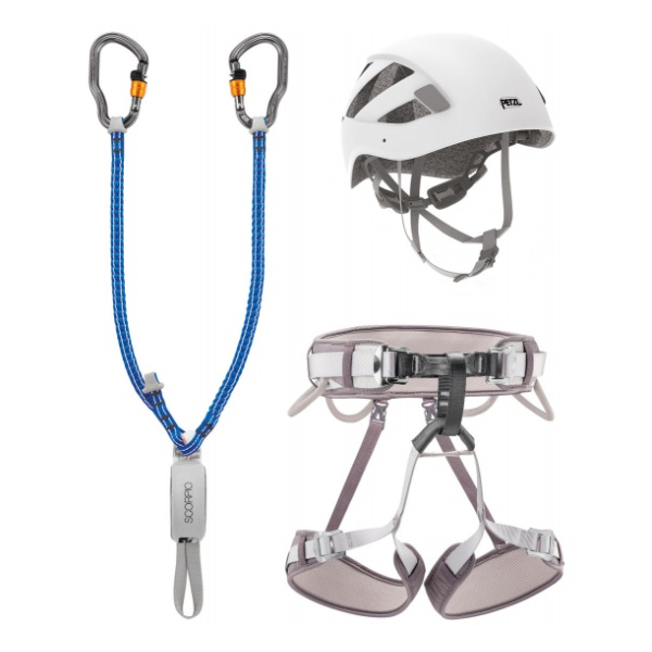 Набор для Petzl Виа Феррата Petzl Kit Via Ferrata Vertigo 2