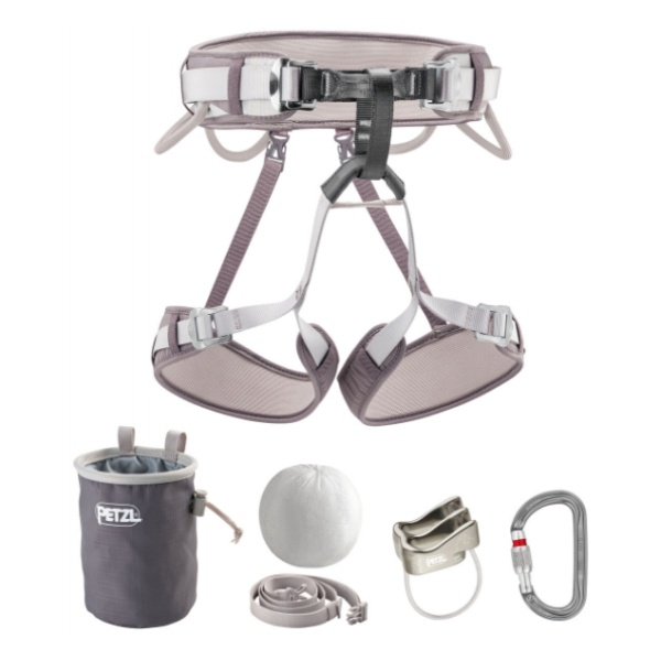 Набор Petzl Petzl Corax Kit 2 магнезия petzl petzl power crunch 25гр