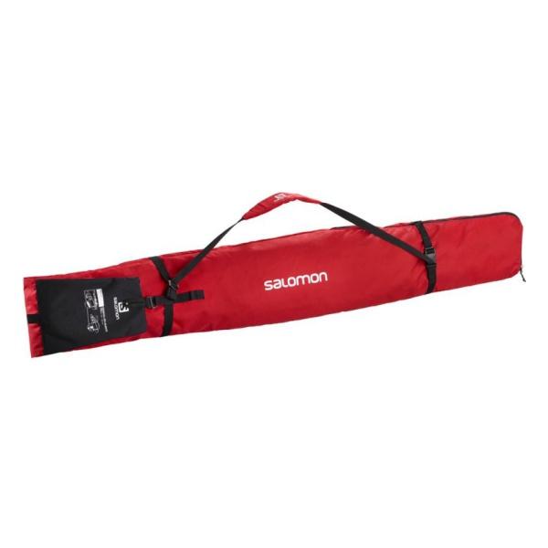 Чехол для горных лыж Salomon Salomon Original 1P Skisleeve красный
