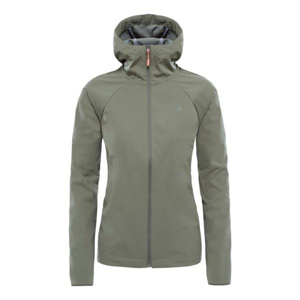Куртка The North Face The North Face Inlux Softshell HD женская женская одежда для спорта