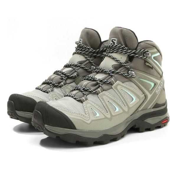 Ботинки Salomon Salomon X Ultra 3 Mid GTX женские ботинки salomon ботинки shoes x ultra 3 mid gtx bk india ink mo