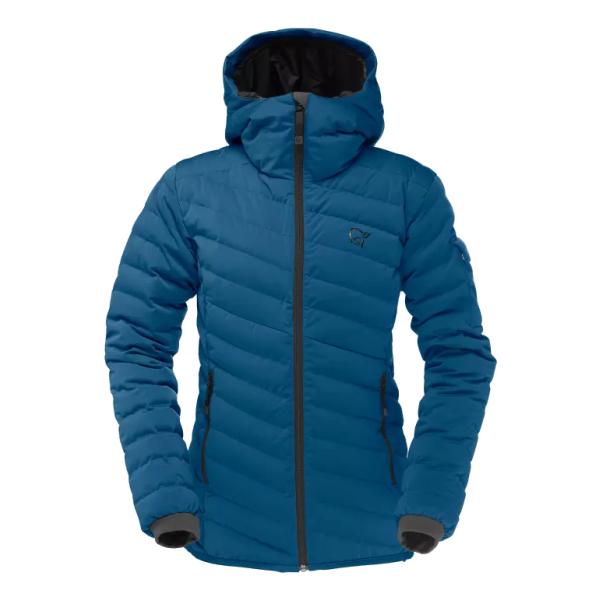 Купить Куртка Norrona Tamok Light Weight Down 750 женская