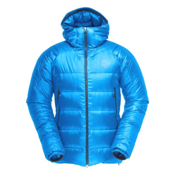 Куртка Norrona Norrona Trollveggen Down 850 брюки norrona norrona trollveggen gtx pro bibs