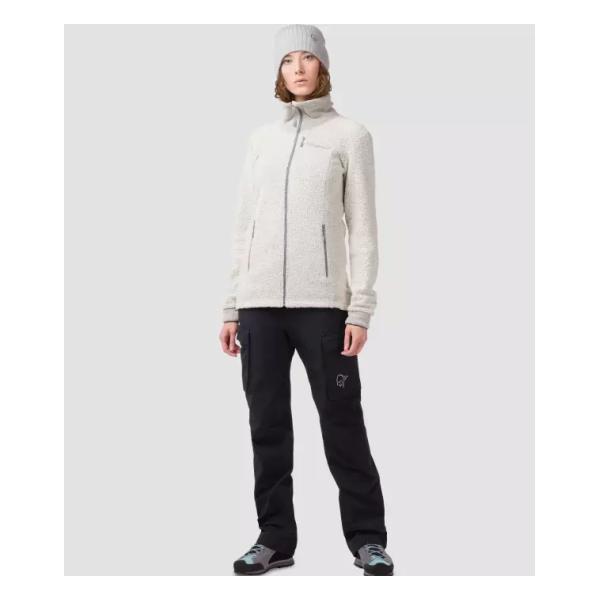 Купить Куртка Norrona Svalbard Wool женская