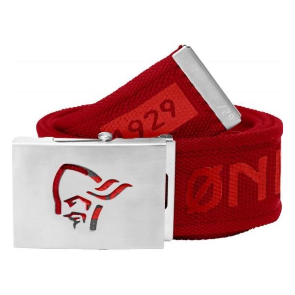 Ремень Norrona Norrona Viking Web Clip красный ONE* футболка norrona norrona fjora equaliser lightweight long sleeve