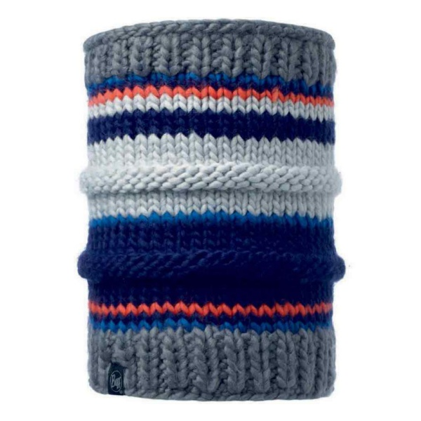 Шарф BUFF Buff Knitted & Polar синий ONESIZE
