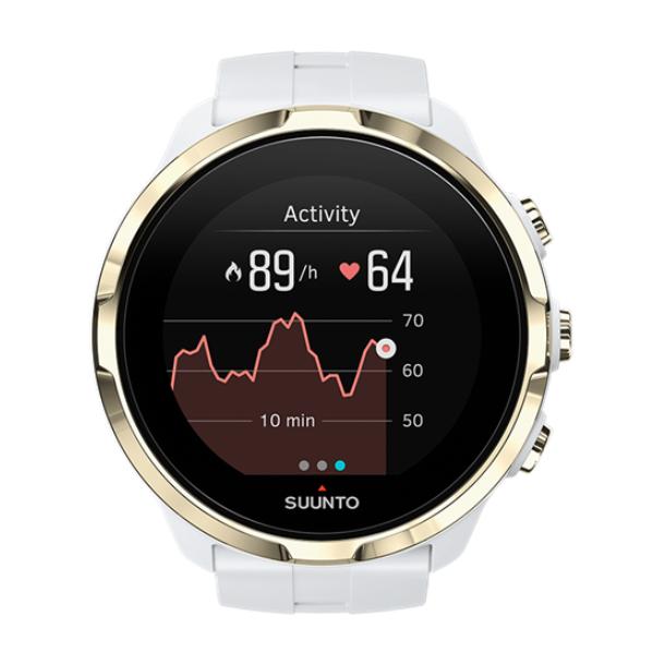 Часы Suunto Suunto Spartan Sport Wrist HR белый умные часы suunto spartan sport wrist hr copper