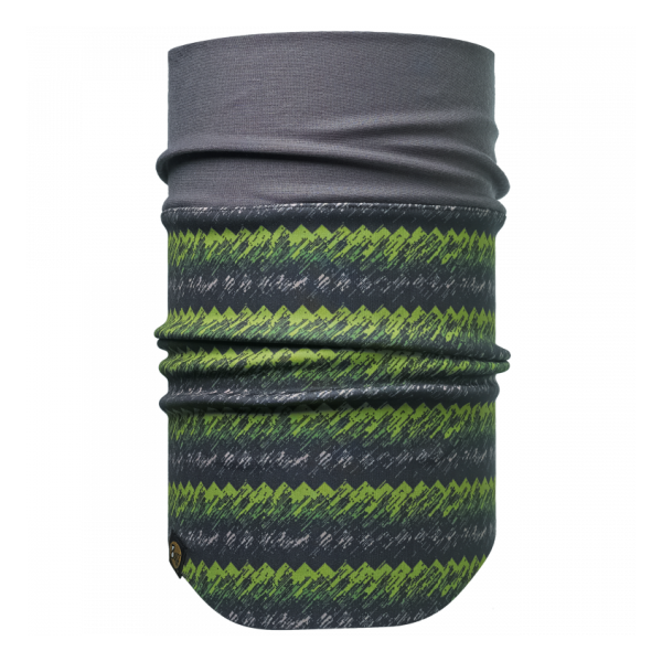 Шарф BUFF Buff Windproof зеленый ONESIZE buff windproof bandana buff