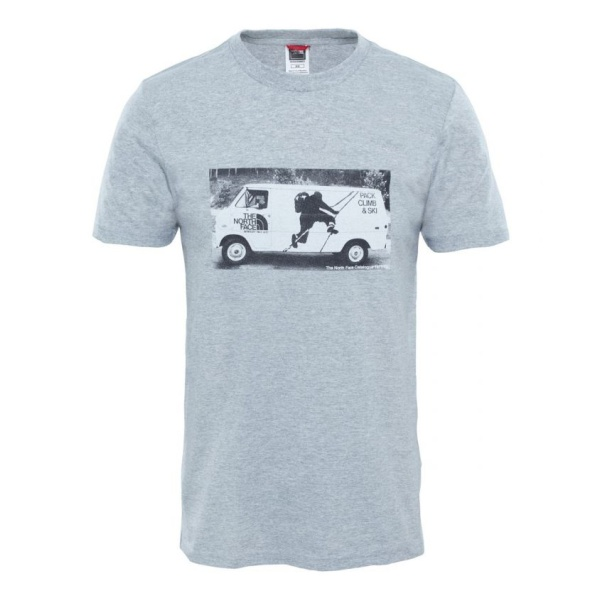 Футболка The North Face The North Face S/S Cel Easy Tee
