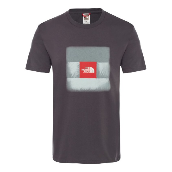Футболка The North Face The North Face S/S Cel Easy Tee футболка мужская the north face m s s easy tee цвет желтый t92tx370m размер xl 54