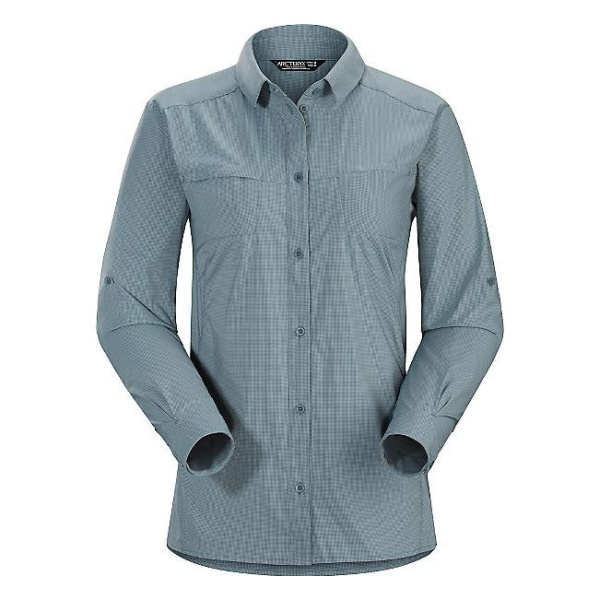 Рубашка Arcteryx Arcteryx Fernie LS женская arcteryx elaho button down ls l06574800