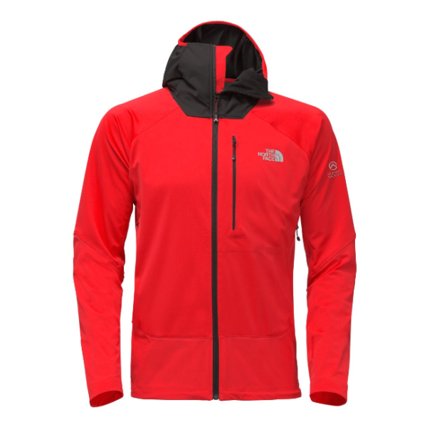 Куртка The North Face The North Face Summit L4 Windstopper Hybrid Hoodie цена и фото